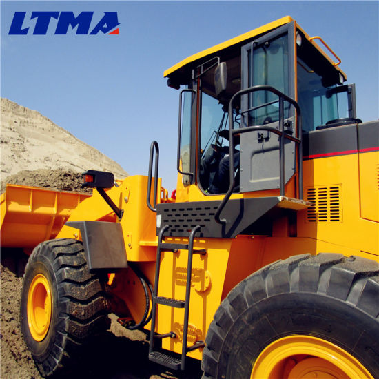 China Zl50 5 Ton Wheel Loader Price pictures & photos