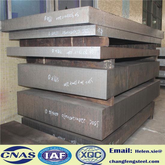 Pre-hardened Plastic Mould Steel P20 3Cr2Mo 1.2311 Flat Steel