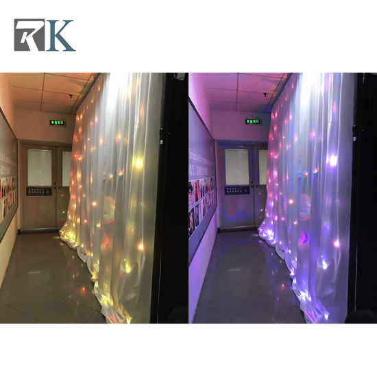 China twinkling curtain led star cloth backdrop drapes wedding twinkling curtain led star cloth backdrop drapes wedding decoration junglespirit Images