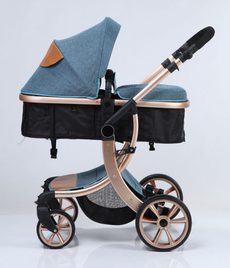 European Fold Baby Carriage with En1888: 2012 Approval pictures & photos