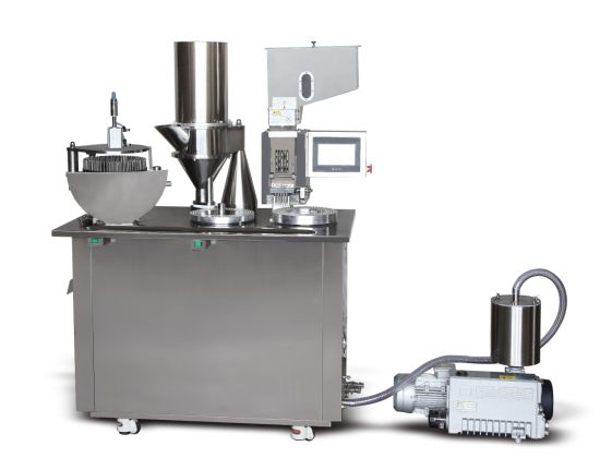 Performance Fill Capsules Filler Semi Automatic Capsule Filling Machine pictures & photos
