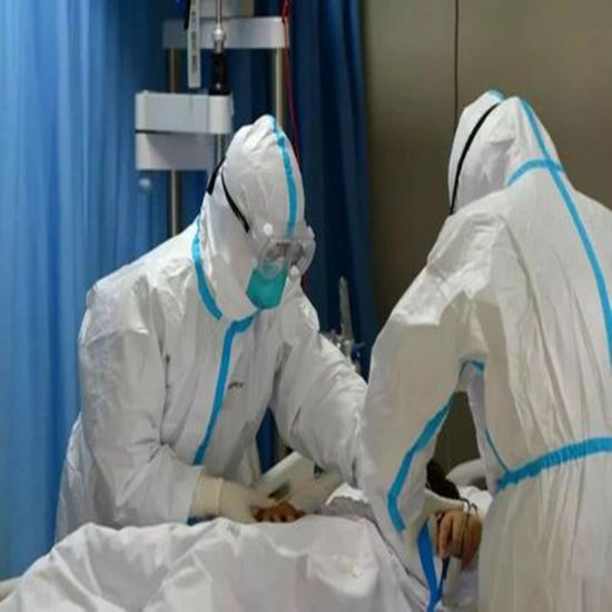 Factory Direct Supply Low Price Fast Delivery High Quality SMS Safety Hazmat Hot Sale Professional Ce/FDA Certificated Medical Disposable Protective Suit