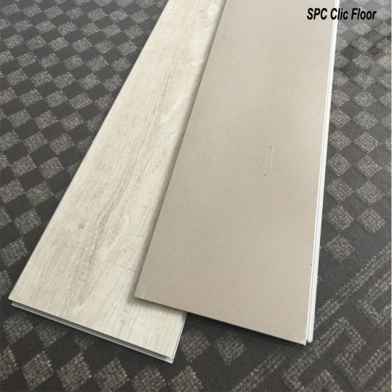 New Waterproof Lvt Spc Vinyl Clic Flooring Tiles And Planks