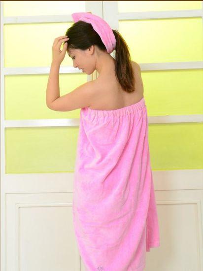 be3244b79db Promotional Hotel / Home Woman Microfiber / Cotton Bath Dress / Skirt. Get  Latest Price