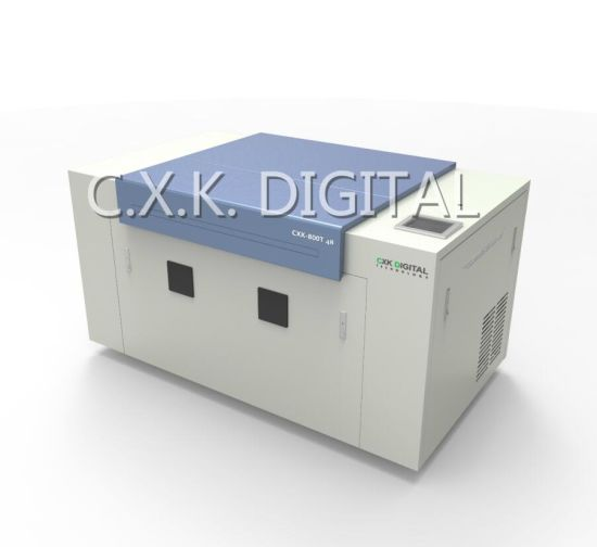 830nm/405nm Lasyer System CTP Ctcp Plate Setting Machine