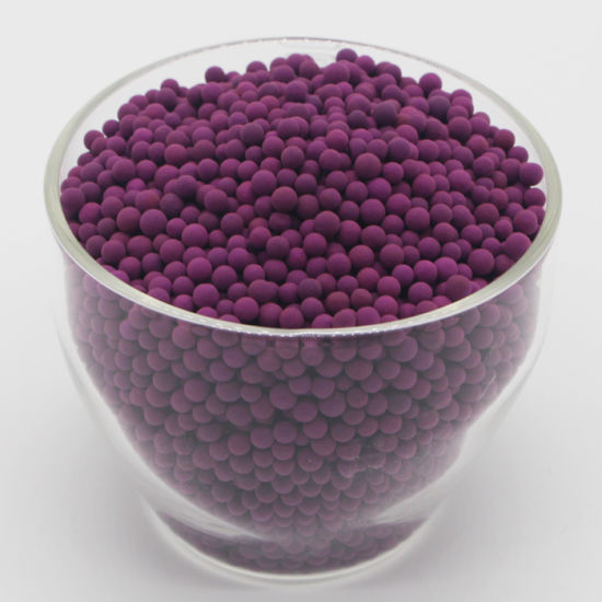 Kmno4 on Activated Alumina for Air Purification pictures & photos