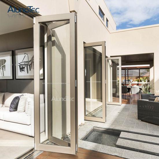 Aluminum Patio Folding Gl Door Closet Pictures Photos