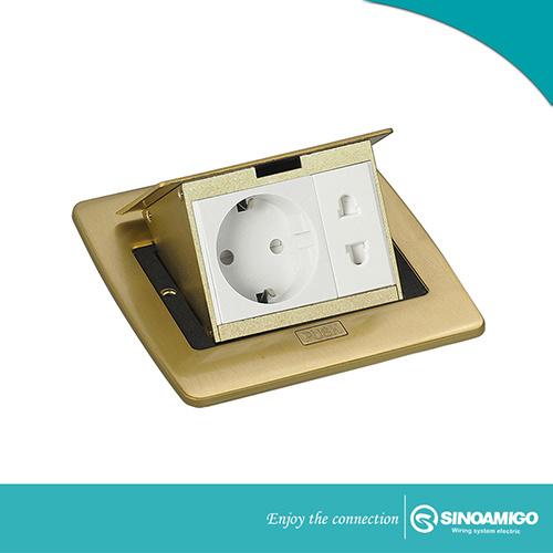 CE TUV Data Oulet Pop up Floor Socket Box