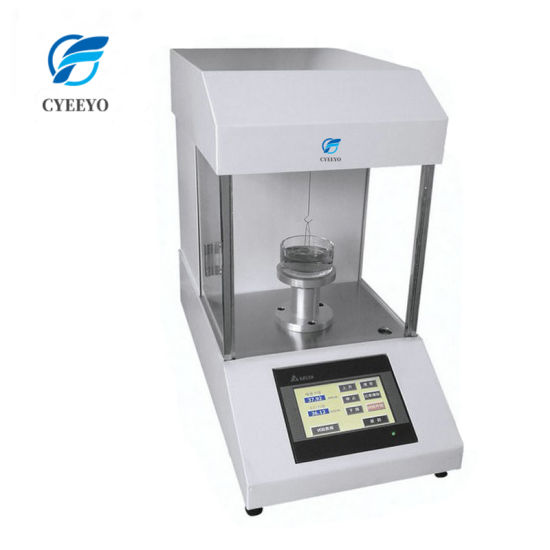 Values Tensiometer Surface Tension Meter Measurment Measurement Equipment Test