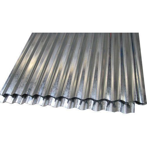 Roofing Materials SGCC Z50g Galvanized Steel Corrugated Roofing Sheet