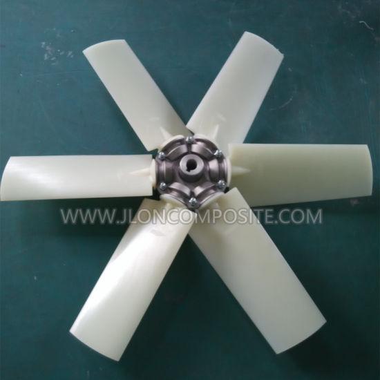 Economical Pag Blade Cooling Impeller for HVAC Fan