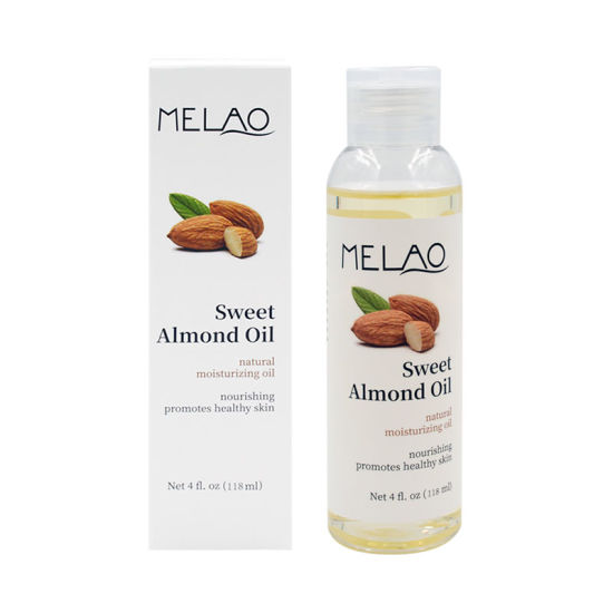 Melao 100% Pure and Natural Sweet Almond Oil, and Carrier Oil for Diluting Essential Oils, and Skin Care Benefits