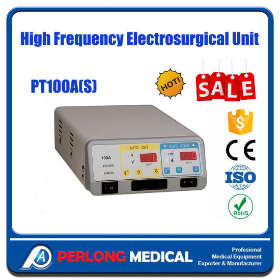High Frequency Electrosurgical Unit; PT100A (S) ; Medical Bipolar Unit pictures & photos