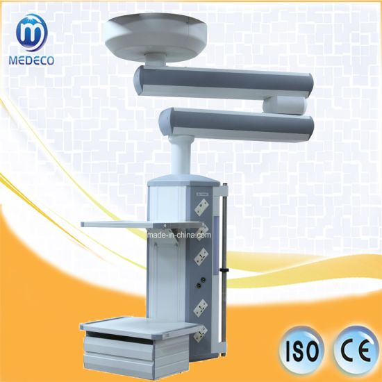 Hospital Tower Double-Arm Pendant Mechinical Surgical Pendant Mdp-160/270s Medical Pendant pictures & photos