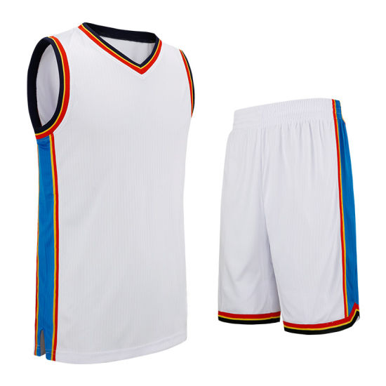 ac3cd36ec67c9 Wholesale Customized Basketball Suit Sport Wear Dry Fit Basketball Jersey