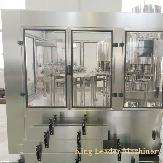 Automatic Bottled Water Filling and Packing Machine with 2000-20000bph