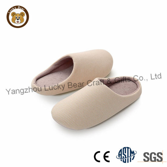 fashion New Design Indoor Slippers for Lady