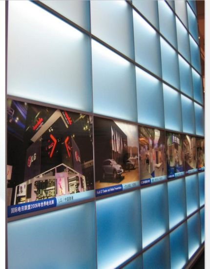 Exhibition Hall Booth : China wall display for large exhibition hall booth trade fair