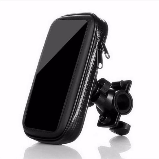 Universal 360 Adjustment Bicycle Waterproof Bag Bile Mobile Phone Holder