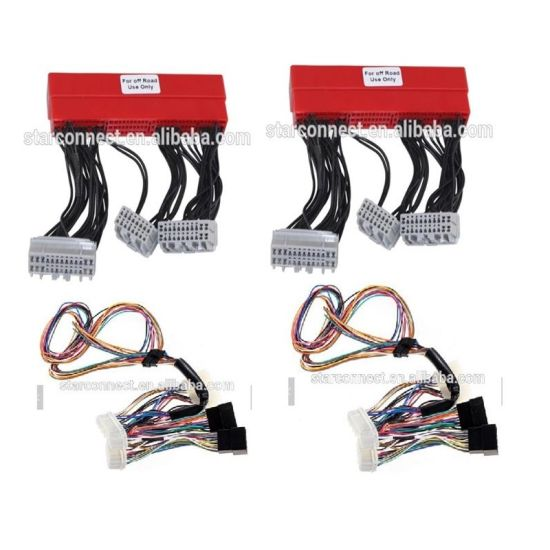 Outstanding China Obd Jumper Wiring Harness Adapter To Fuel Injector Conversion Wiring Cloud Brecesaoduqqnet