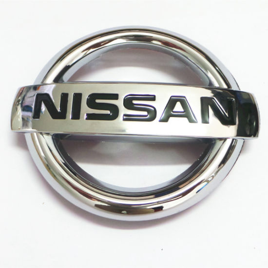Oem Front Grille Altima Sedan Emblem Best Chrome For Nissan