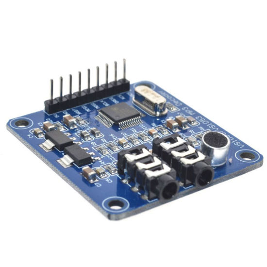 Vs1003 Vs1003b MP3 Module Decoding Containing Microphones Stm32  Microcontroller Development Board Accessories