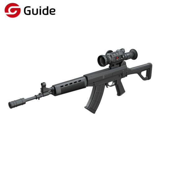 China Hot Sale WiFi 800*600 17μ Thermal Imaging Rifle Scope