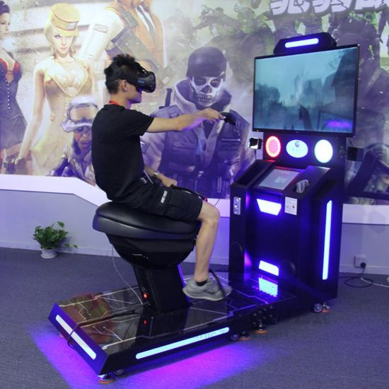 Business Ideas Vr Space Horse Riding Racing Game Simulator