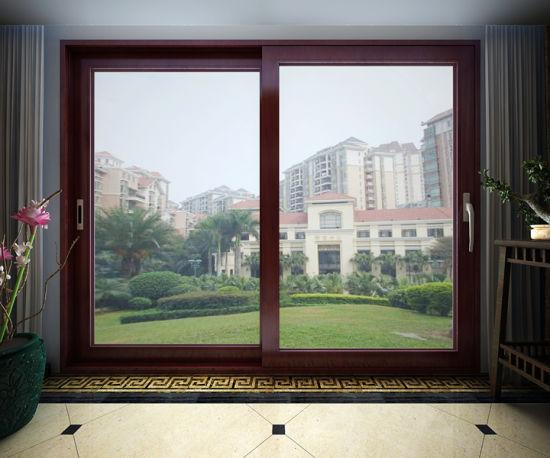 China Wholesale Aluminium Lift Up Sliding Patio Doors With Double