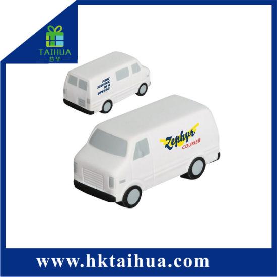 Promotion Custom Various Car Shape PU Foam Stress Reliever Toy