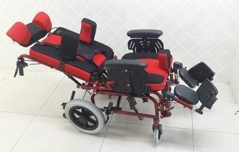 Children Cerebral Palsy Wheelchair Cp Wheelchair for Elderly People