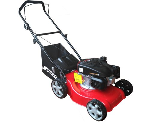 4 Stroke Gasoline Brush Cutter 16 Inch Lawn Mower