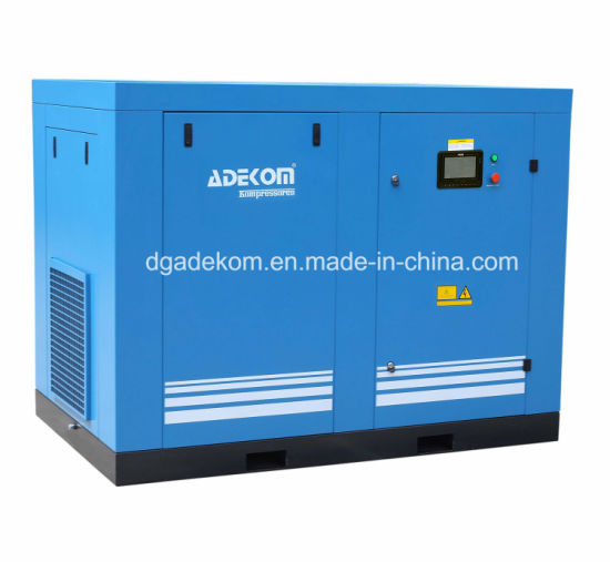 Air Cooled Electric Oil Fooled Rotary Screw Stationary Compressor (KD75-10)