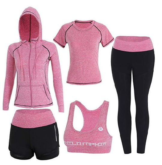Wholesale Gym Sports Yoga Wear Fitness Suits for Women