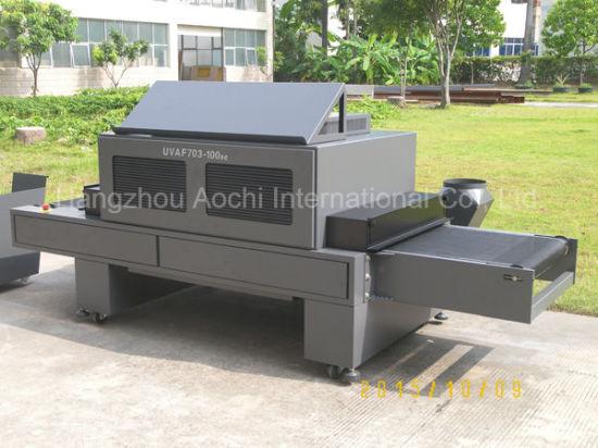 Uvaf703-100AC UV Drying Machine for 2 Colors Offset Machine