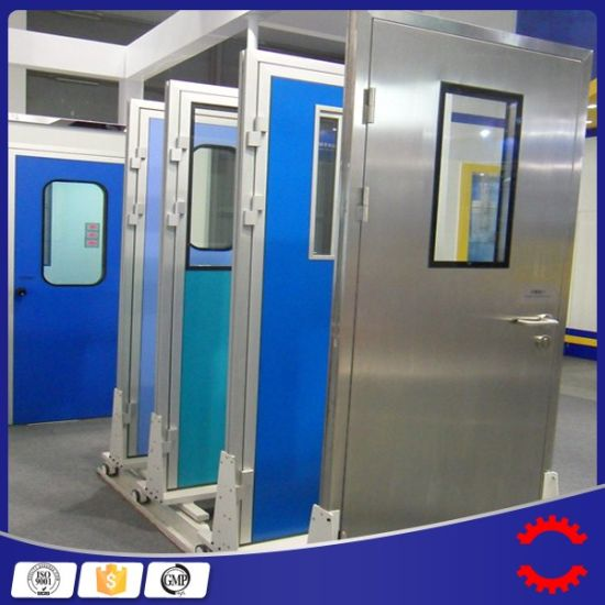 Top Quality Crazy Selling Automatic Stainless Steel Clean Room Door pictures & photos