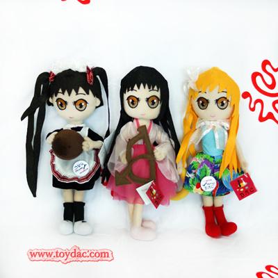 Plush Original Toy Cartoon Doll
