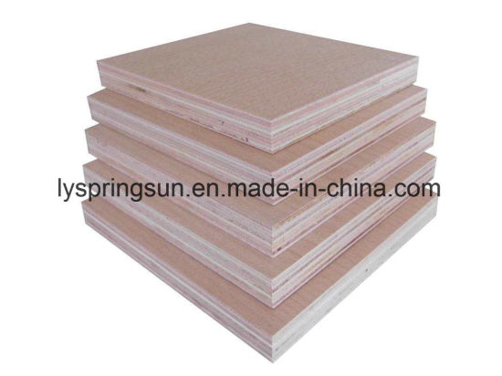 18mm Commerical Plywood /Packing Plywood pictures & photos