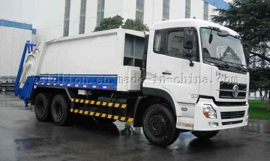 10m3 Compressed Garbage Truck pictures & photos