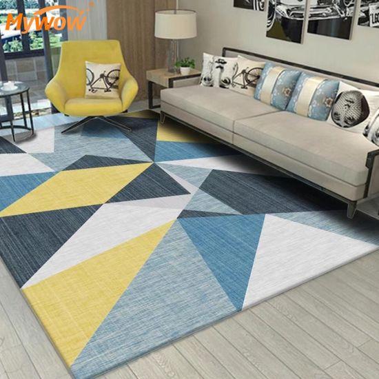 Non-Slip Rug Living Room Rug Prayer Carpet Anti-Bacteria Cheap Carpet