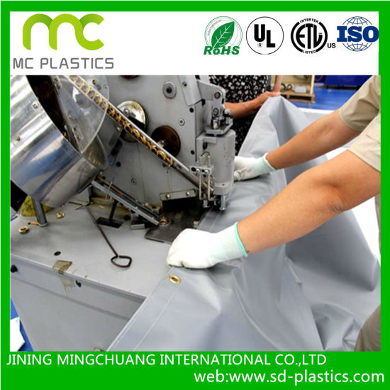 PVC/Polyester Lamination Tarpaulin pictures & photos