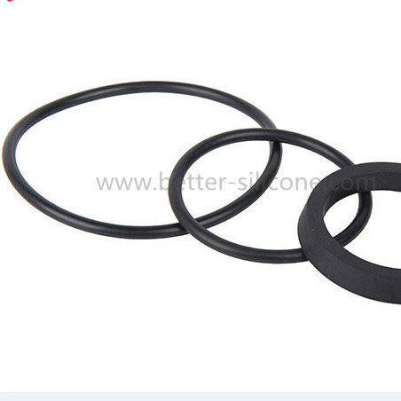 Customized All Size Silicone Rubber Gaskets O Rings Parts with High Quality pictures & photos
