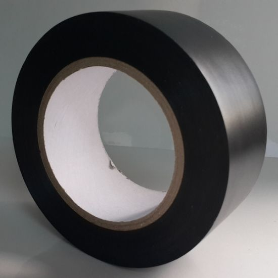 Black PVC Protection Tape for Aluminum Window pictures & photos