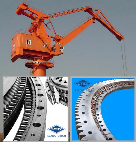 Turntable Bearings/Slewing Rings for Mobile Crane 011 40 1120