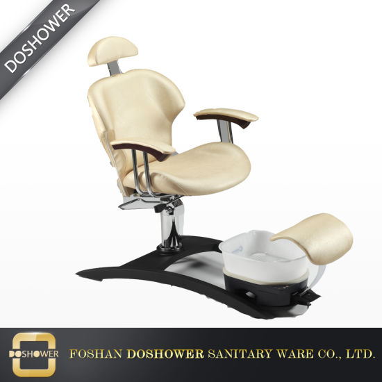 Simple SPA Pedicure Chair with Plastic Pedicure Bowl