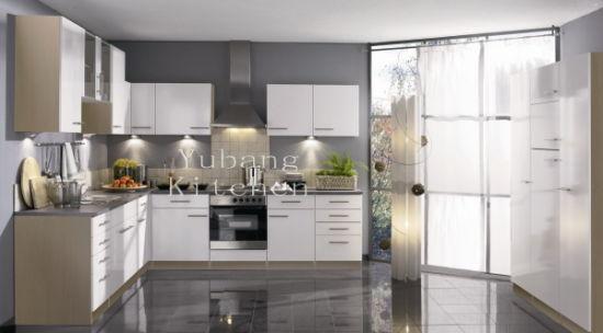 Baked Paint Kitchen Cabinet (free kitchen design)