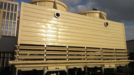 Jft Series Open Type Counter Flow Square Cooling Tower with High Performance pictures & photos