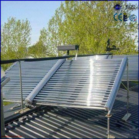 China Diy Solar Water Heater Plans China Solar Collector