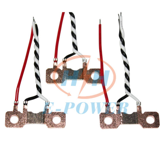 30A with Manganin Shunt for Electronice Meter (Model: HS07B)