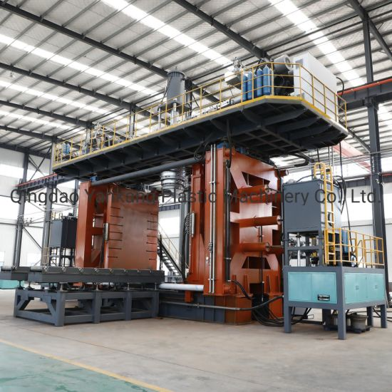 HDPE/PE Extrusion Plastic 220L 500L 1000L 2000L 3000L Water Storage Tank Drum Blow Molding/Moulding/Making Machine